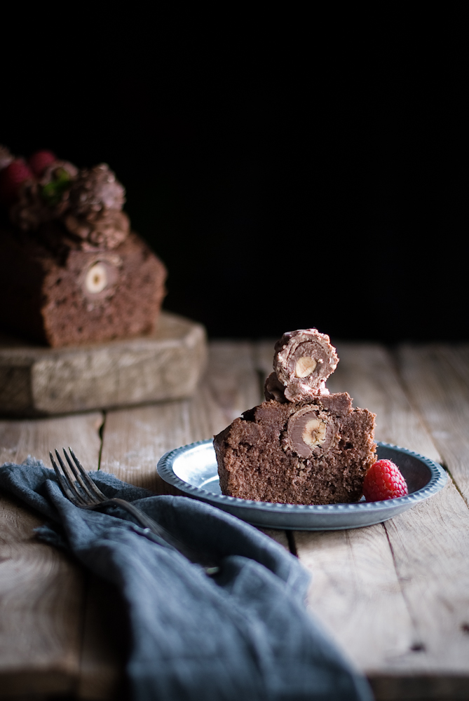 chocolate-ferrero-rocher-cake-bizcocho-dulces-bocados