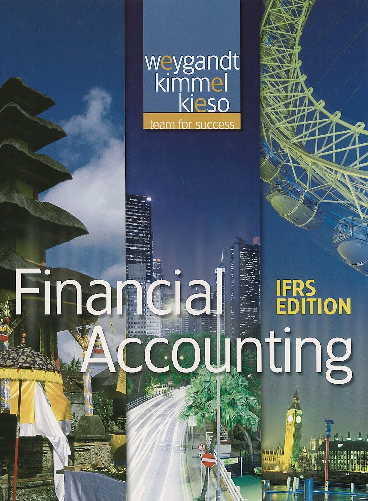 Solution Manual, Financial Accounting, IFRS 1st edition