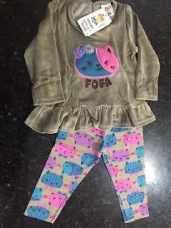 Atacado de moda infantil Mega Polo