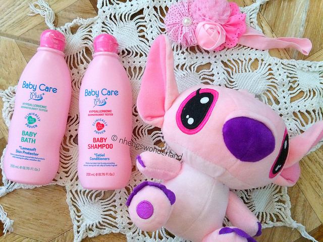 Baby Care Plus+ Pink