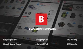 Blogshop Template