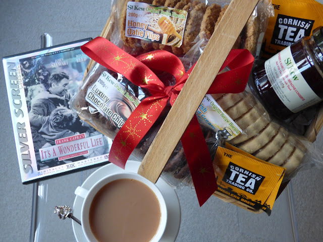Goodwill Hamper Dobies of Devon, Classic Christmas movie Its a wonderful life