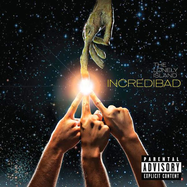 The Lonely Island - Incredibad (Deluxe Version)  Cover