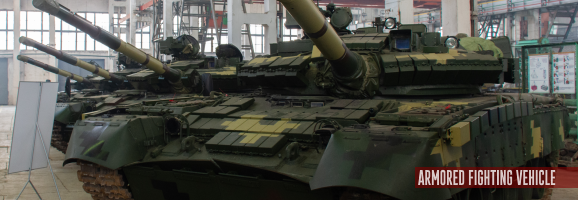 Ukroboronprom details latest T-80 upgrades