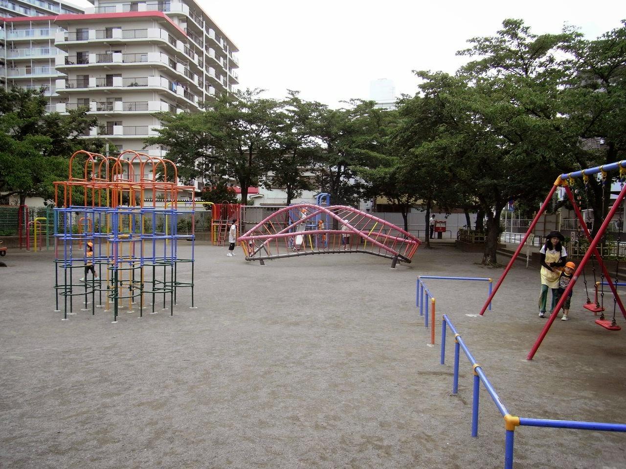 519/1000 梅田亀田公園(東京都足立区)