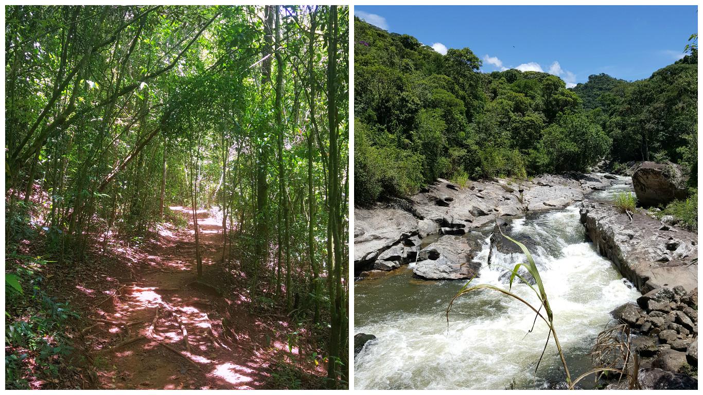 Encontro dos Rios, Lumiar.