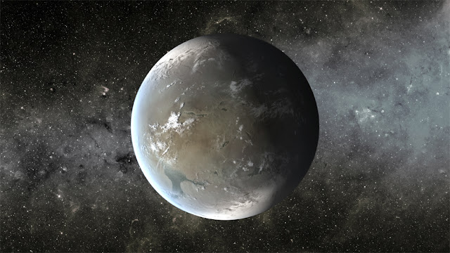 exoplaneta Kepler 62f