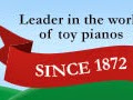 Schoenhut 30 Key Classic Baby Grand Piano - Giveaway