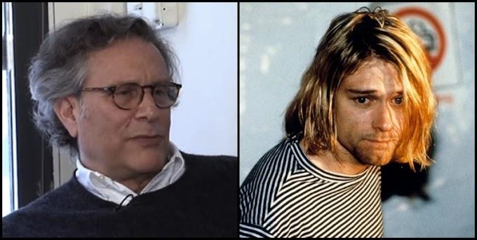 EL manager de Nirvana desmiente las teorias de asesinato de Kurt Cobain.