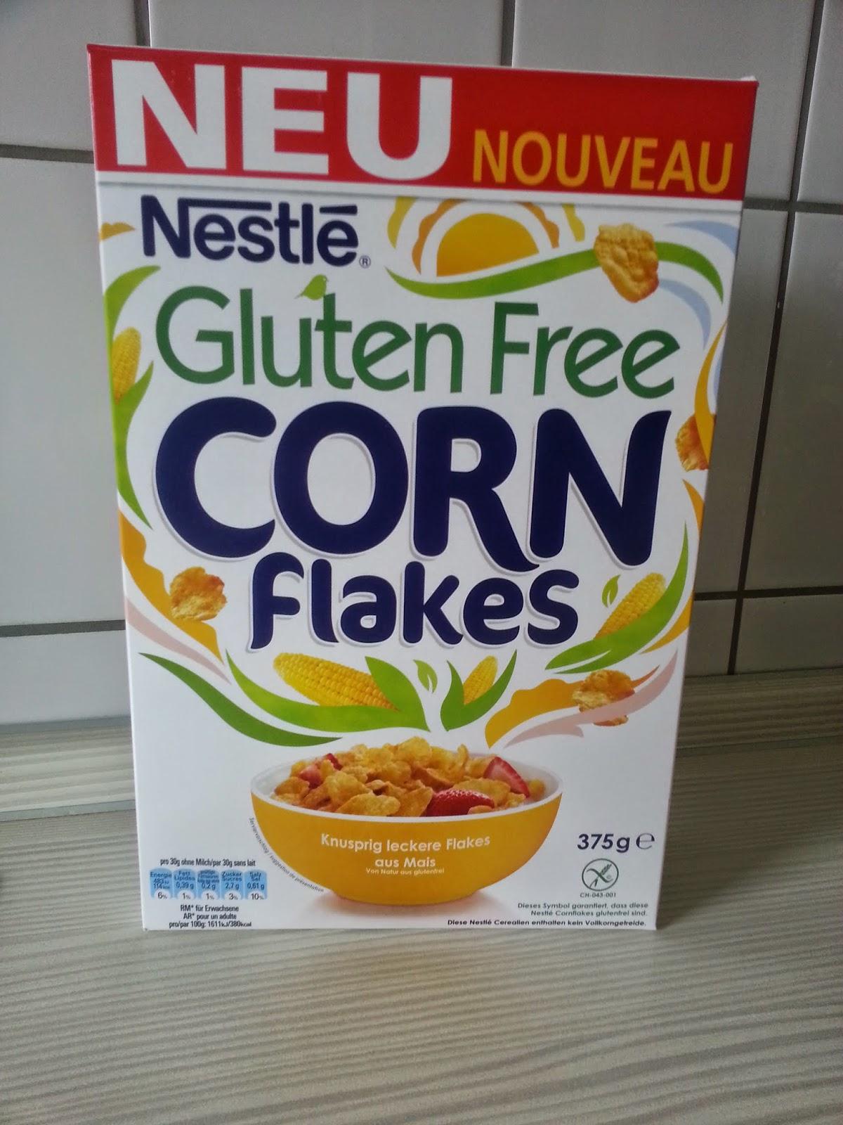 sind cornflakes glutenfrei