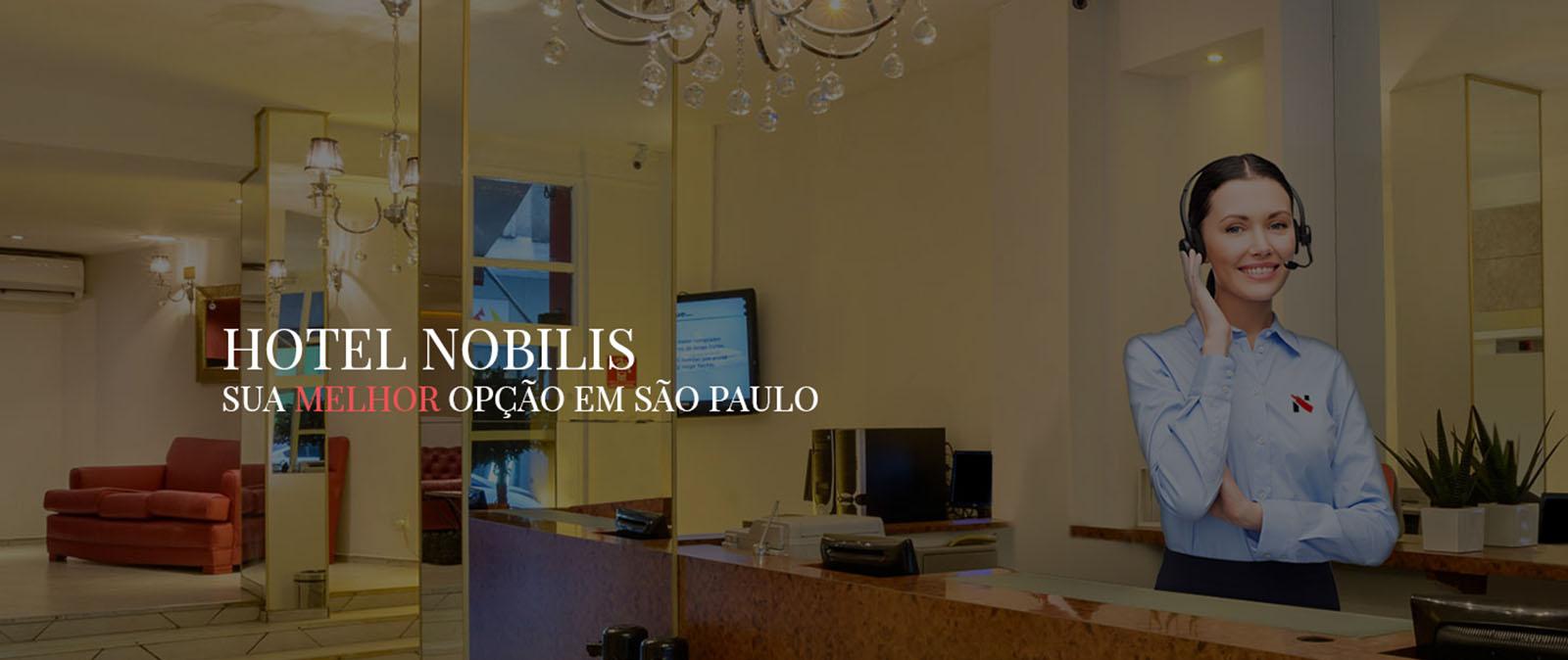 Hotel Nobilis - Hotel no Centro de São Paulo