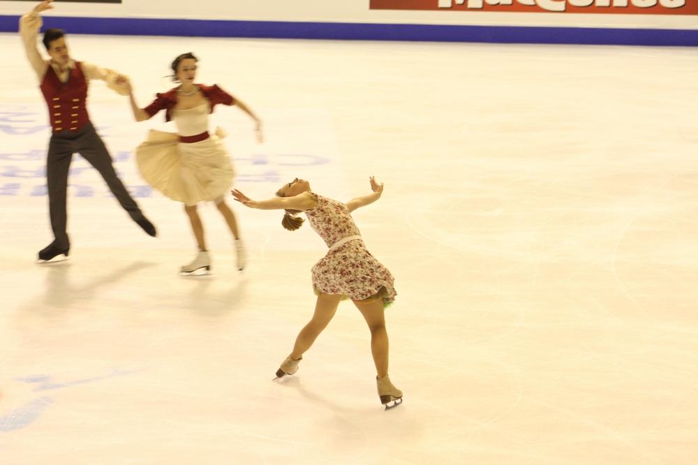 perechi rusești de patinaj)