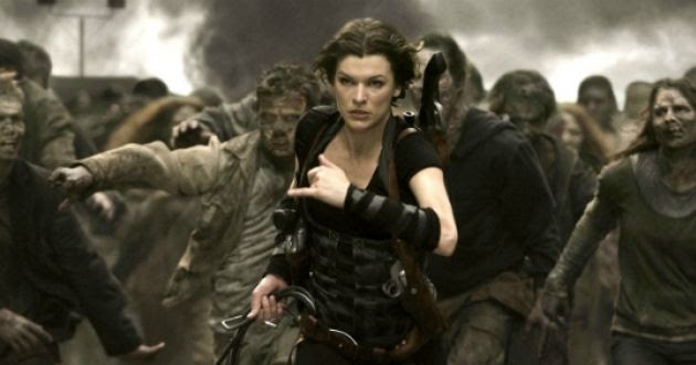 """Ruby Rose Joins Milla Jovovich Family At Resident Evil: Horror Town USA: New Poster And Clip For """"Resident Evil"""