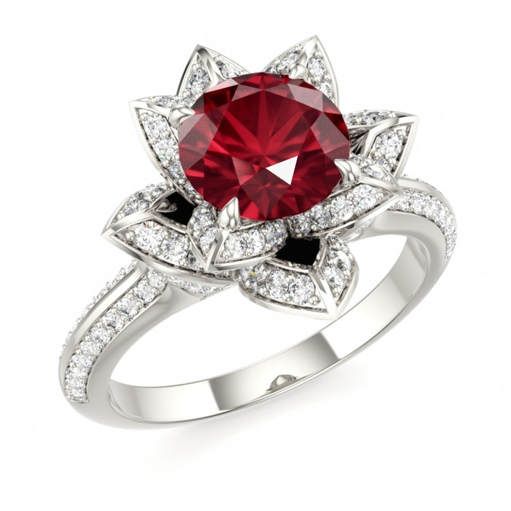 Best Ruby Rings Designs