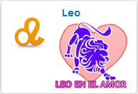 horoscopo amor leo