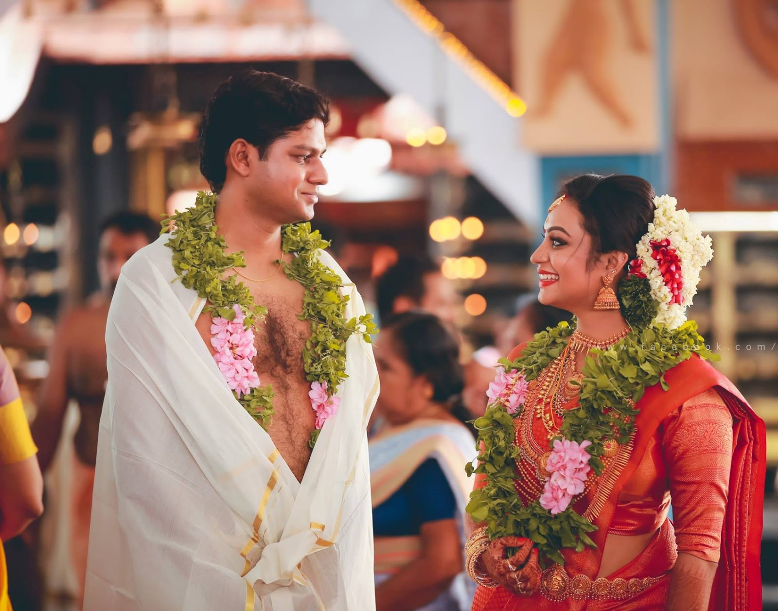 RJ Lakshmi dazzling bridal looks in her real life wedding