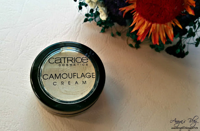Review - Corector Catrice Camouflage Cream