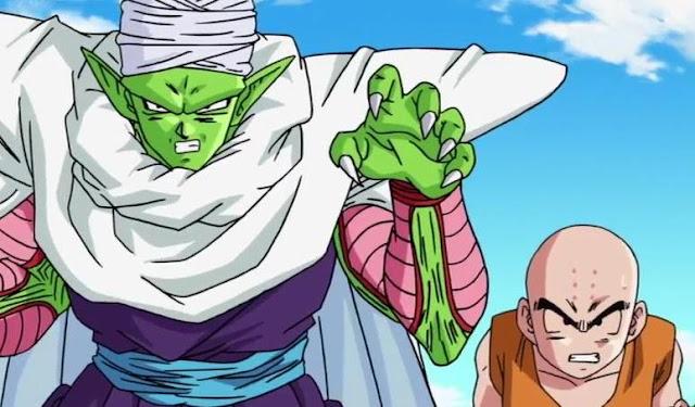 Pakai gamis dan Sorban, Kirain Ulama ternyata Piccolo! Pantes Gak Bisa Tasrifan