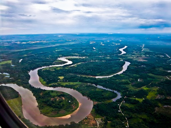 Wisata Sungai Gelombang Kampar Yang Menarik Perhatian Dunia