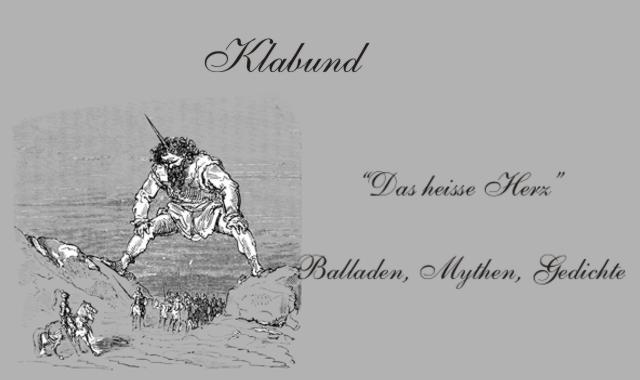 Riese-Balladen, Mythen,Gedichte