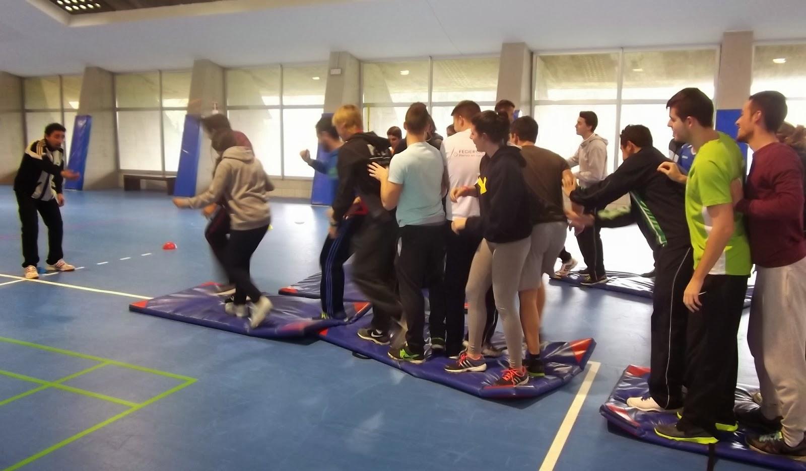 Juegos De Educacion Fisica Juegos Y Desafios Cooperativos Unidad