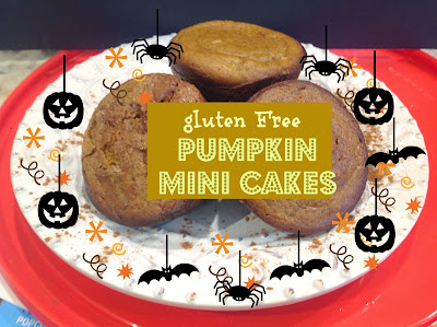 Grain Free Pumpkin brownies