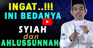 INGAT !!! Ini Perbedaan Antara SYIAH dan AHLUSSUNNAH | Tanya Jawab Ustad Abdul Somad, Lc., MA