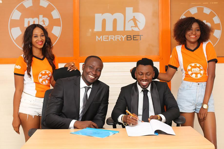 FalzTheBahdGuy& Peter Okoye (Mr. P) join Orezi as Merrybet
