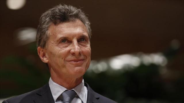 Macri defiende polémica ley que autoriza el blanqueo de capitales