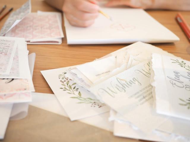 SYDNEY WEDDING STATIONERY CUSTOM INVITATIONS