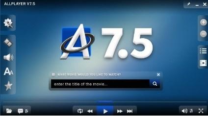تحميل برنامج تشغيل الفيديو والوسائط المتعددة ALLPlayer للكمبيوتر