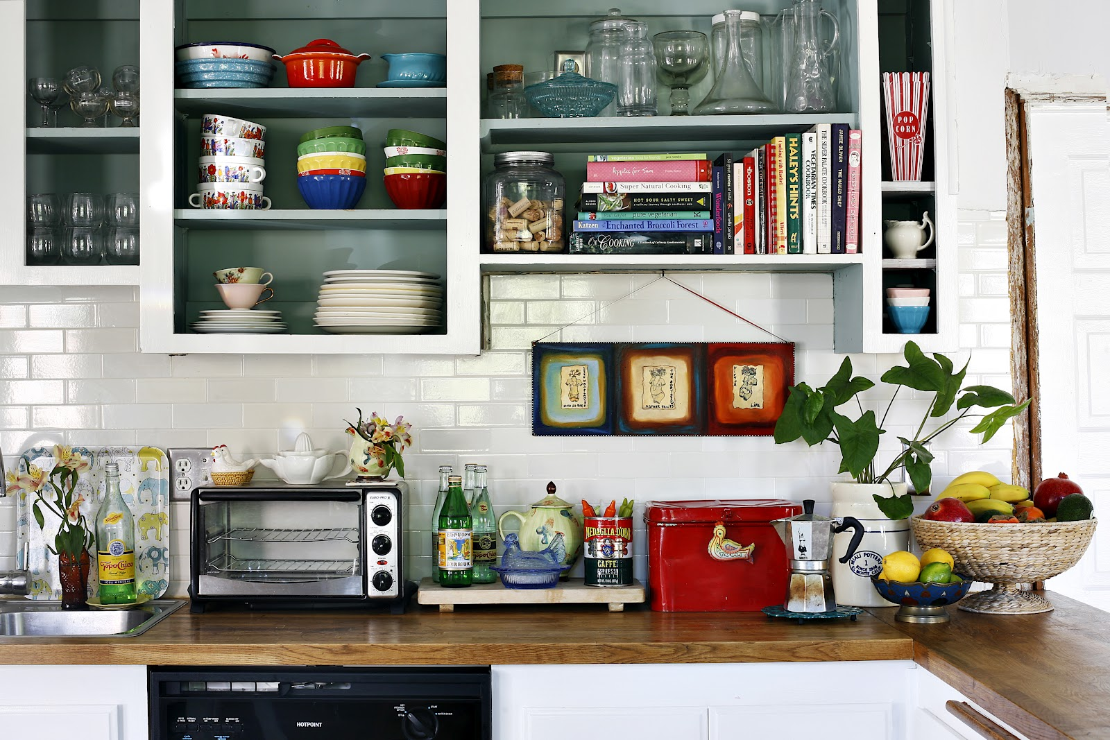 Kitchen Counter Clutter Life Unstyled