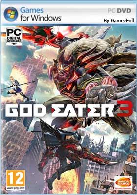 God Eater 3 PC Full Español