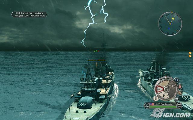 cap3 - Battlestations: Pacific [Español] [DVD9] [2009] [ULD]