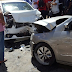 Acidente automobilístico entre dois veículos em Juazeiro, BA