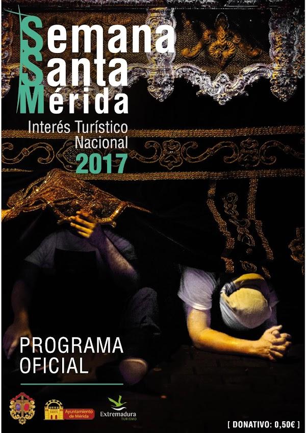 Horarios e Itinerarios Semana Santa Mérida 2017