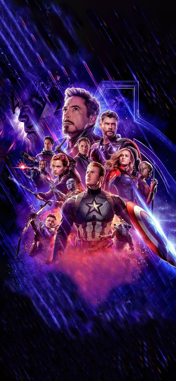 Avengers: Endgame textless