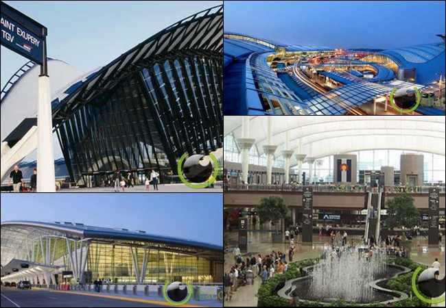 5 Bandara/Air Port yang paling Indah di Dunia