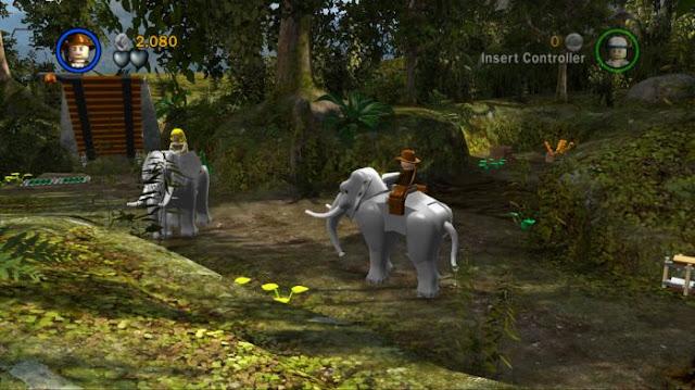Lego Indiana Jones: The Original Adventures Screenshot-2