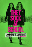 Vampire Academy 2014 720p BRRip Dual Audio