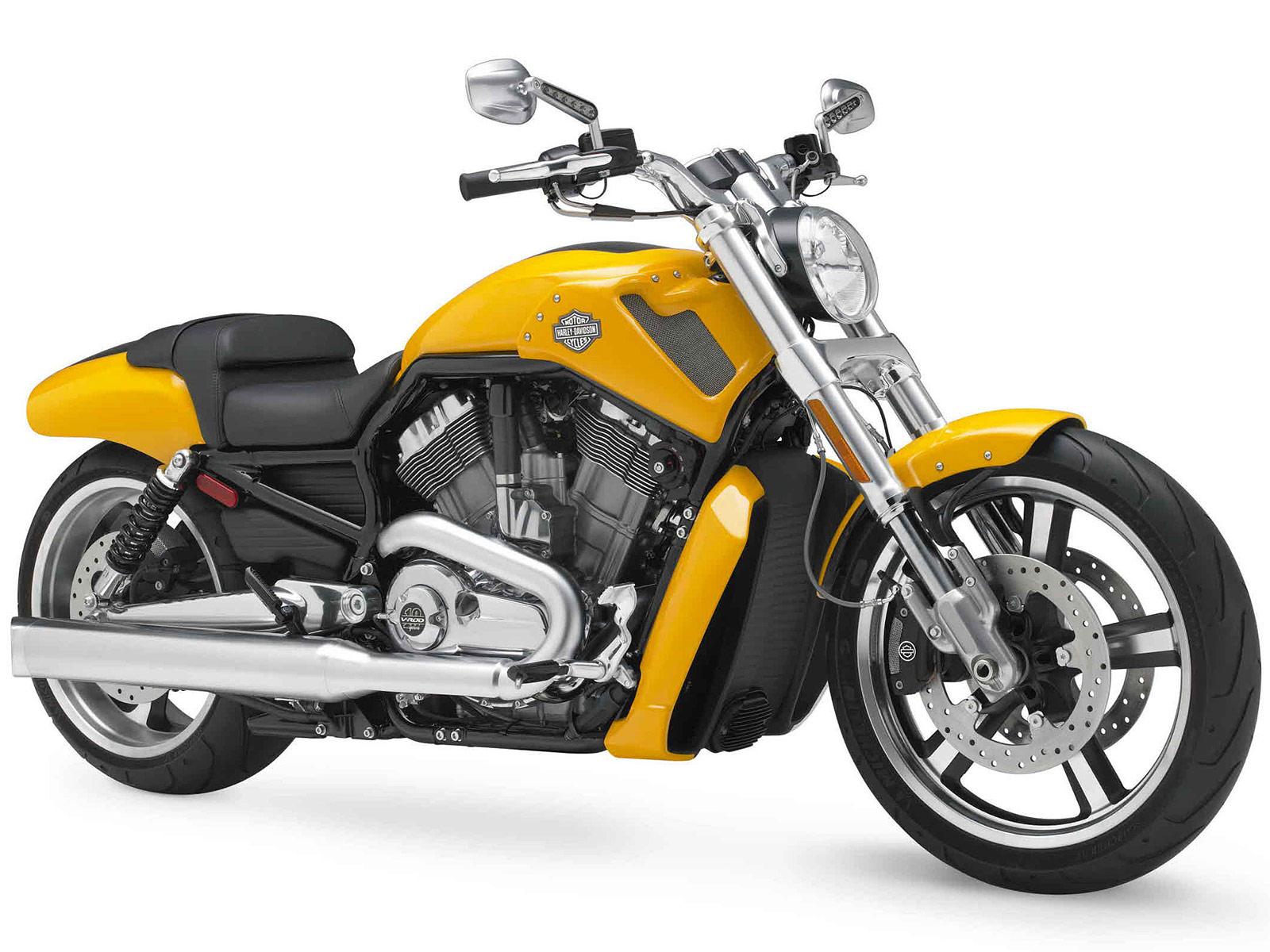 Harley Davidson 2012: 2012 Harley-Davidson VRSCF V-Rod Muscle