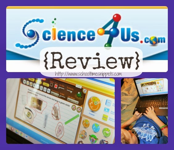 Science4Us Online Science Curriculum Review