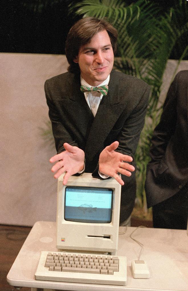 Steve Jobs Macintosh 1984