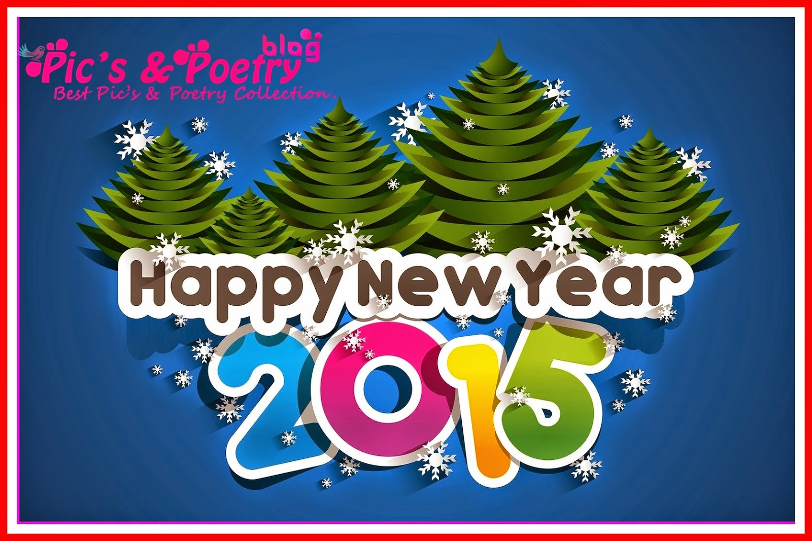 Happy New Year 2015 Greetings With Images And Quotes