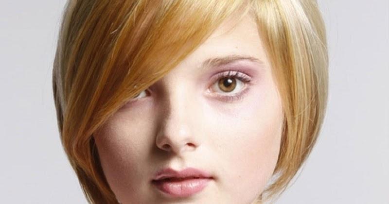 model rambut untuk muka bulat dan lebar