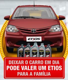 Cadastrar Promoção Toyota 2017 Carro Em Dia Pode Valer Um Etios