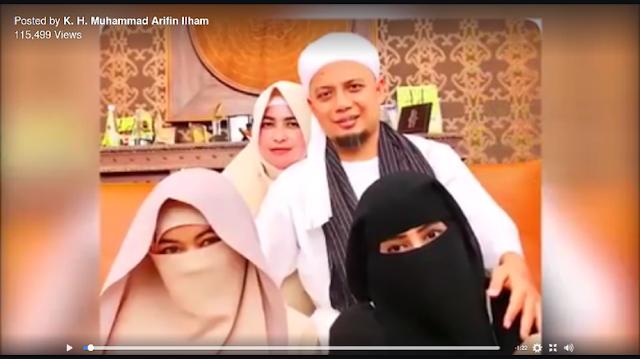 Sudah Punya 3 Istri, Arifin Ilham Bakal Menikah Lagi?