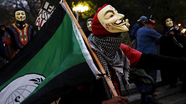 Anonymous explica por qué ha tumbado un sitio gubernamental de Ecuador