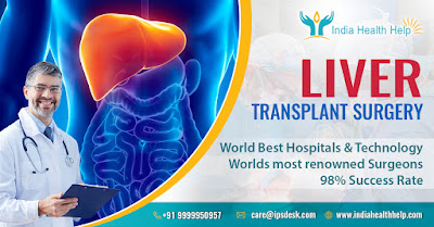 Cost of Liver Transplant In India
