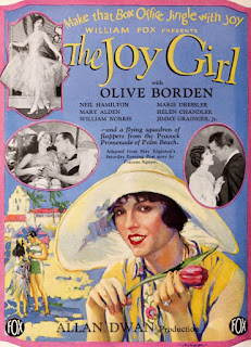 Olive Borden The Joy Girl